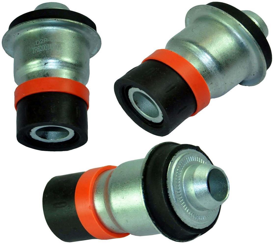 2x FRONT SUBFRAME REAR BUSHES FOR RENAULT CLIO MK3 MEGANE MK2 SCENIC MK2 LAGUNA