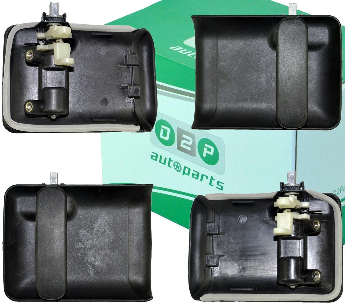 2x Riparazione Pin scorrevole maniglia porta laterale Autoparts