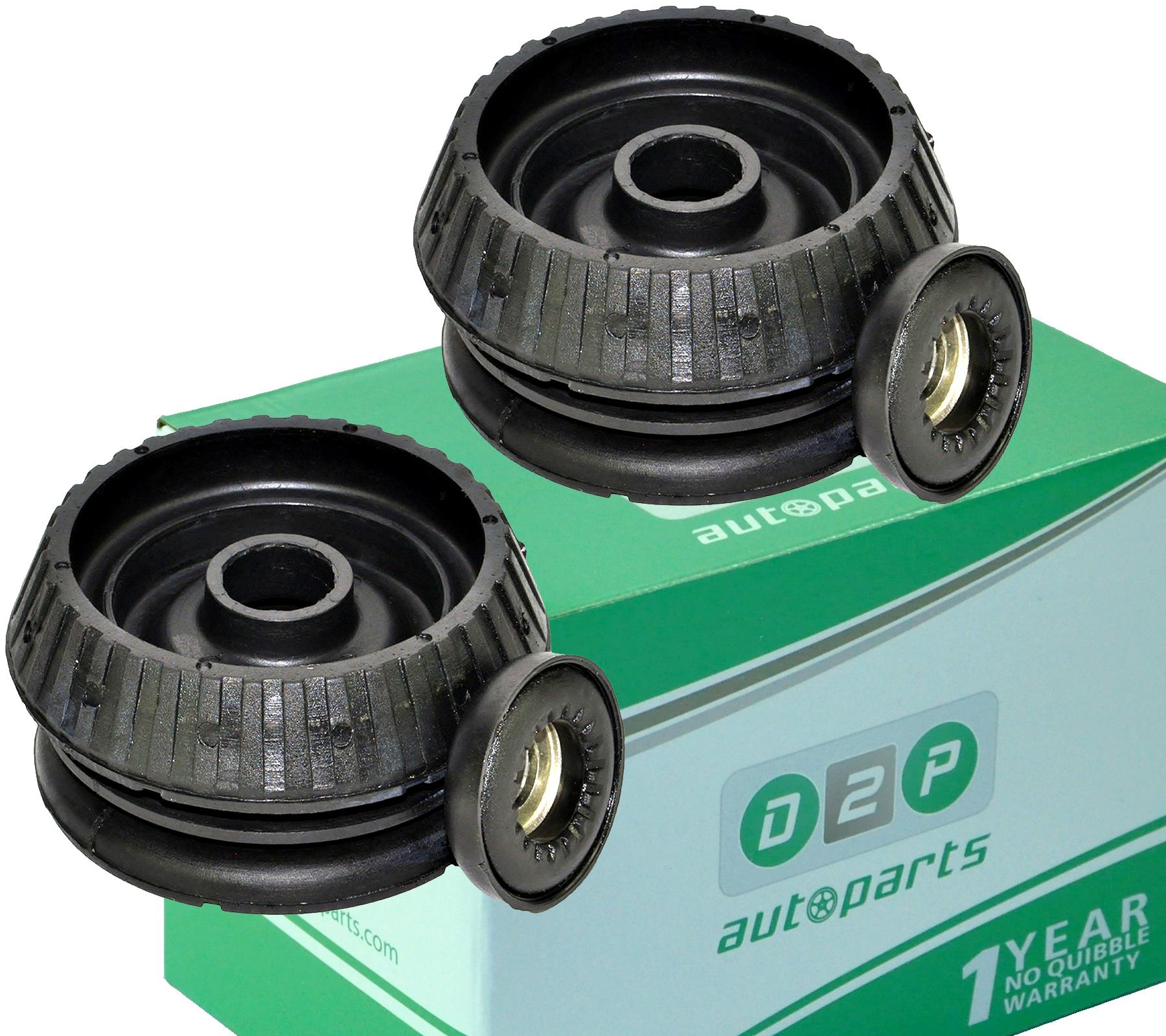 Rear Wheel Bearing Kit Pair for FORD KA MK 1-1.3 /& FORD PUMA 1996 to 2004