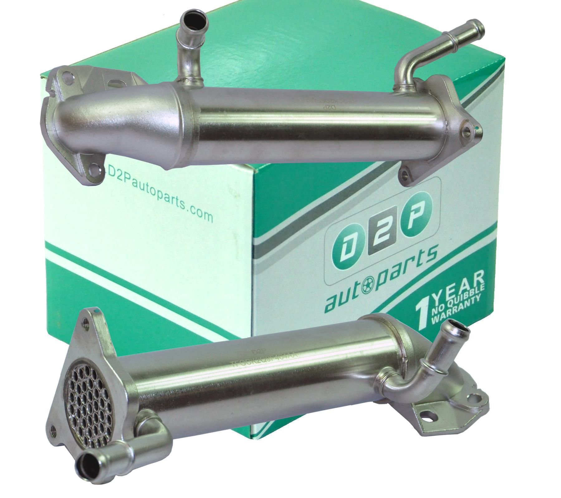 EGR COOLER FORD TRANSIT CUSTOM 2.2 CR TC I4 DSL FWD EURO5 2012 ON CK2Q-9F464-AB