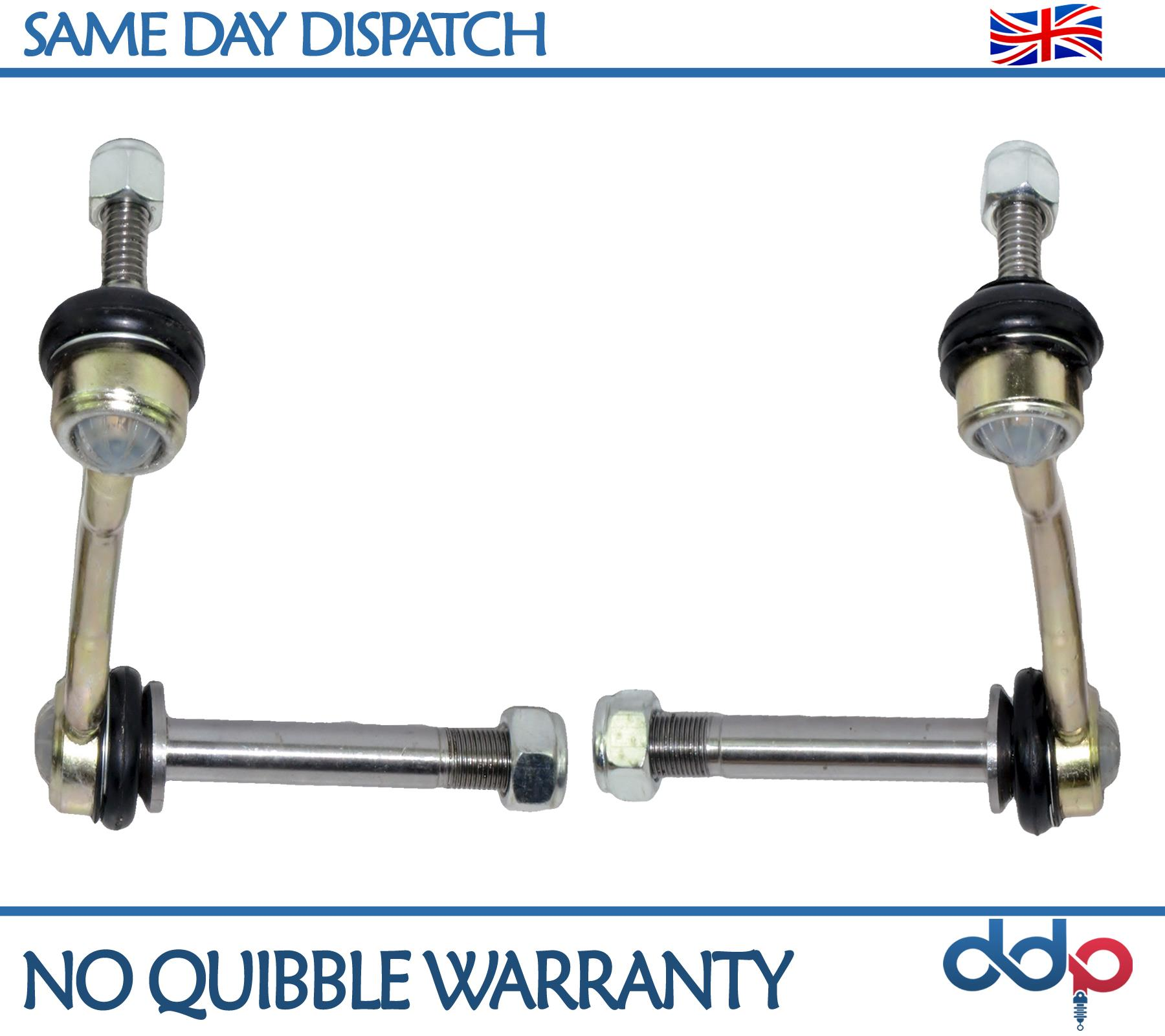 FOR 407 C5 C6 FRONT RIGHT STABILISER ANTIROLL SWAY BAR DROP LINK 5087.53