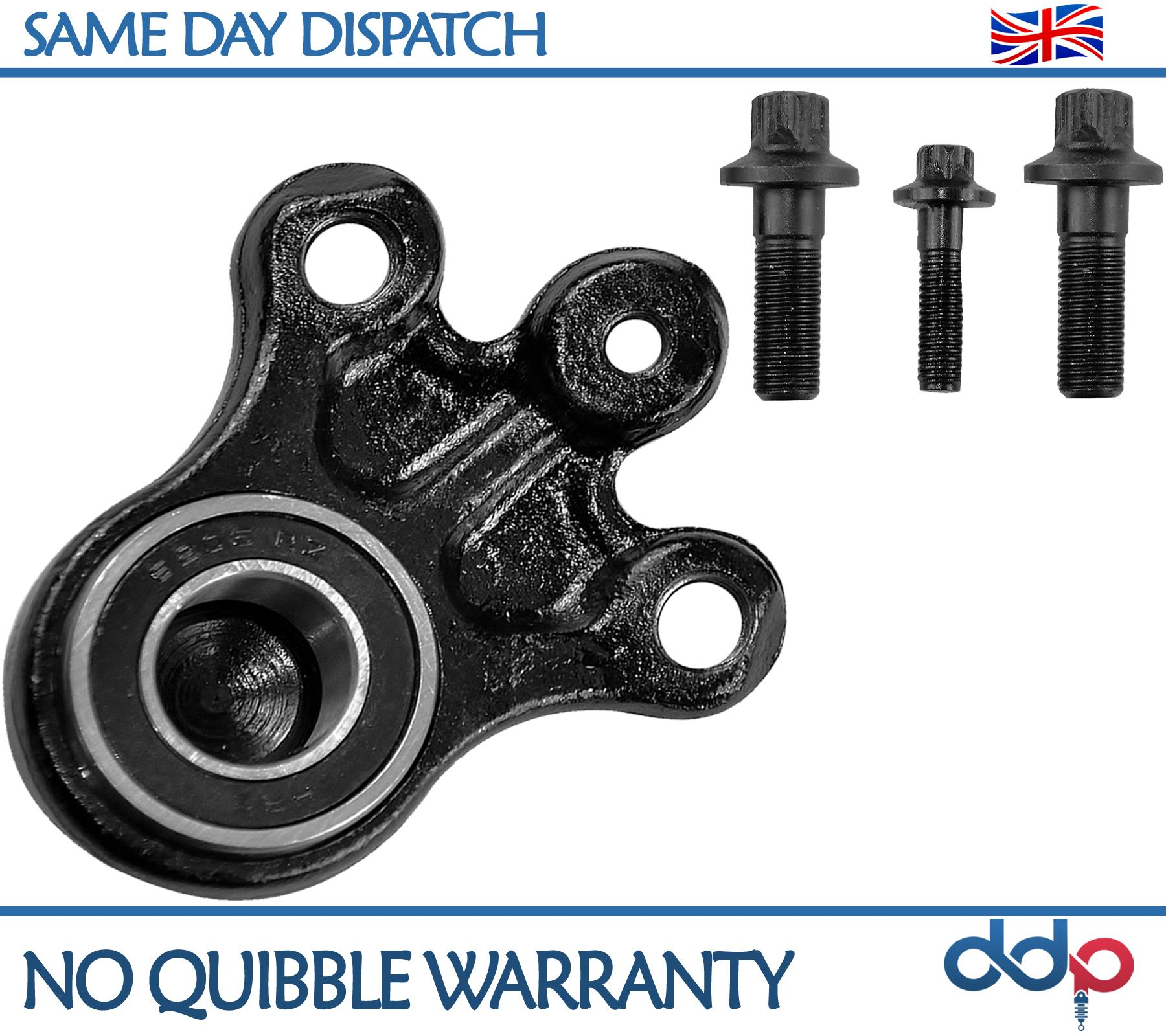 CITROEN C4 PICASSO  2 LOWER BOTTOM WISHBONE ARM BALL JOINTS LH /& RH QUALITY