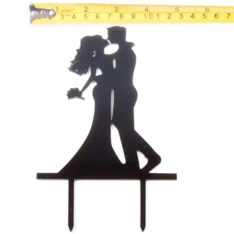 Cake-Toppers-MULTIPLE-DESIGNS-Wedding-Birthday-Decoration-Baking thumbnail 41
