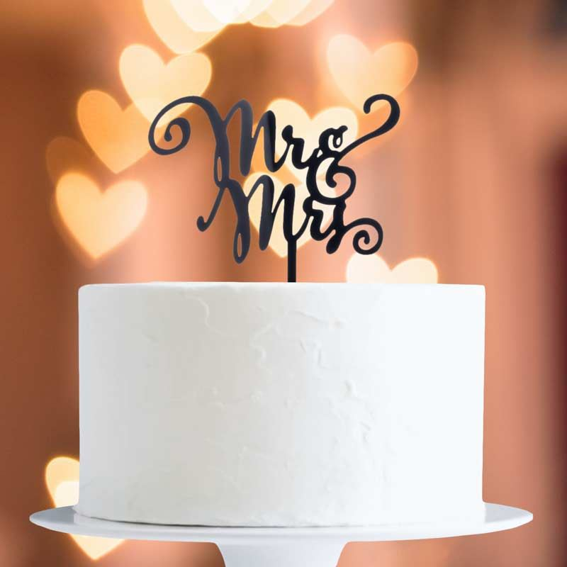 Heart Cake Topper Amazon