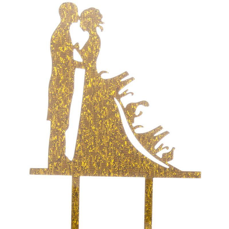 Cake-Toppers-MULTIPLE-DESIGNS-Wedding-Birthday-Decoration-Baking thumbnail 55