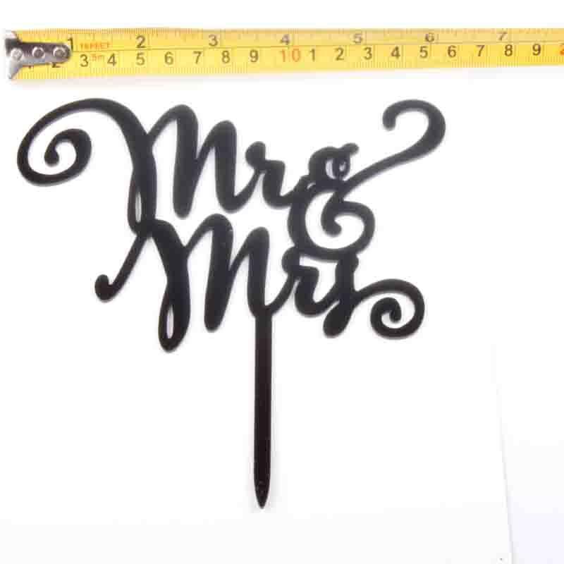 Cake-Toppers-MULTIPLE-DESIGNS-Wedding-Birthday-Decoration-Baking thumbnail 50