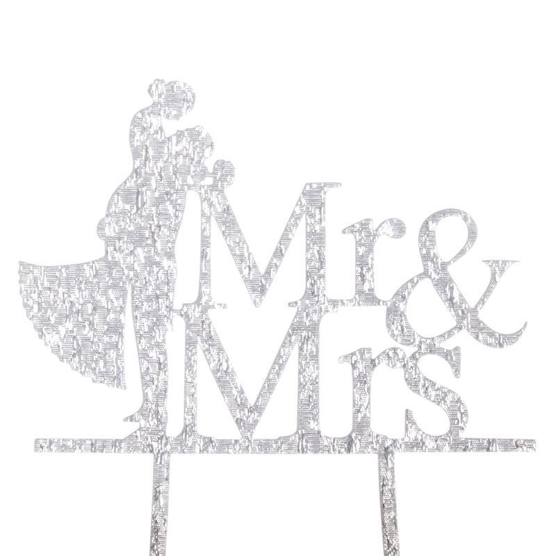 Cake-Toppers-MULTIPLE-DESIGNS-Wedding-Birthday-Decoration-Baking thumbnail 12