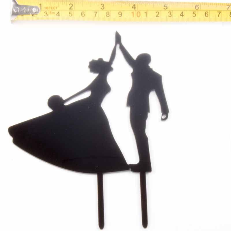 Cake-Toppers-MULTIPLE-DESIGNS-Wedding-Birthday-Decoration-Baking thumbnail 22