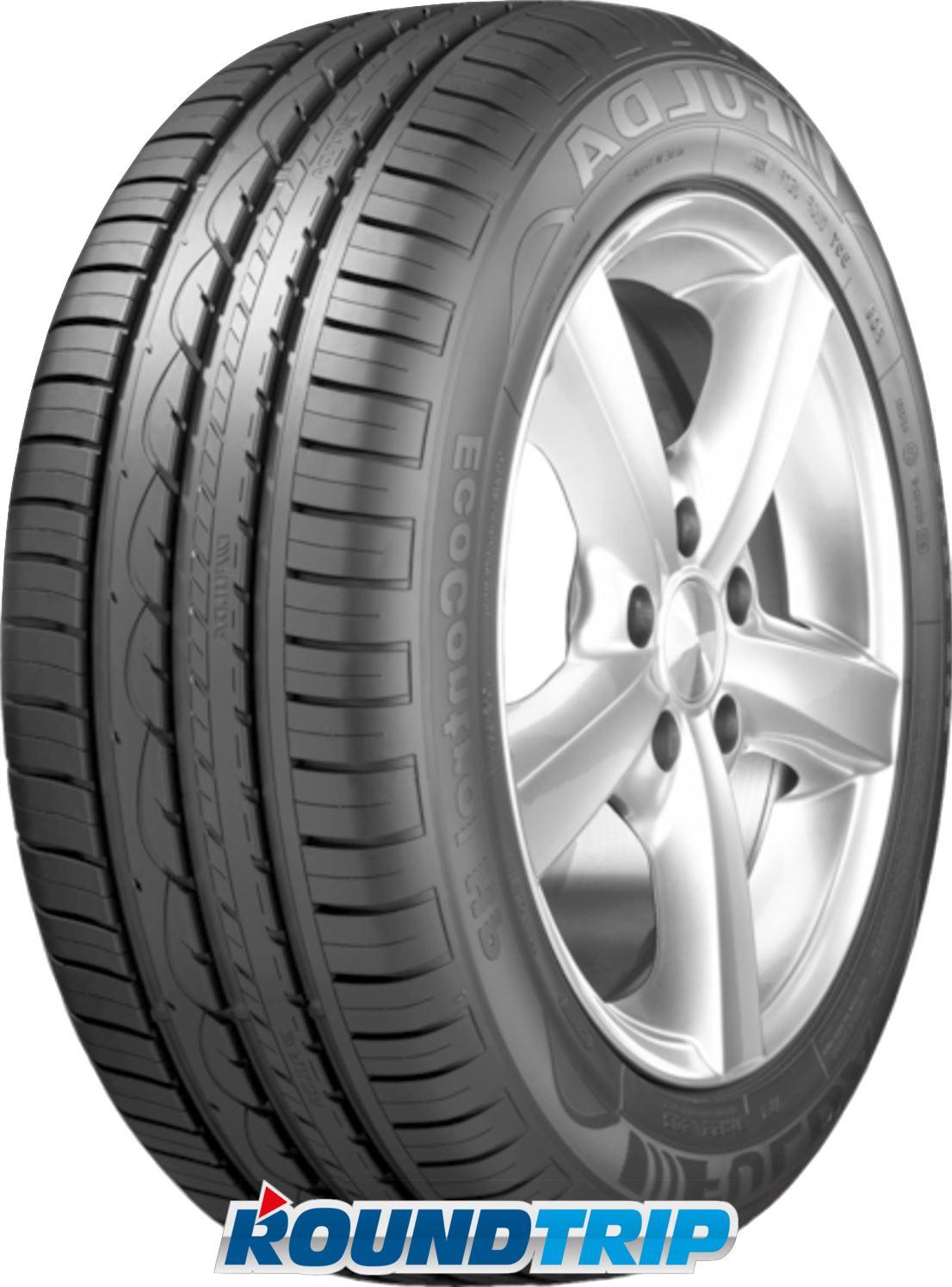 4x Fulda ECO-HP 185 55 R15 82H Auto Reifen Sommer