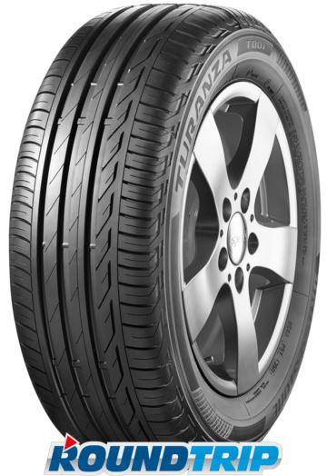 4x Bridgestone Turanza T001 215/45 R17 91Y XL