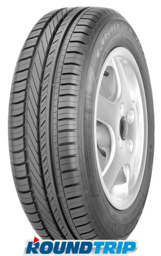4x Goodyear Duragrip 165/60 R14 75H