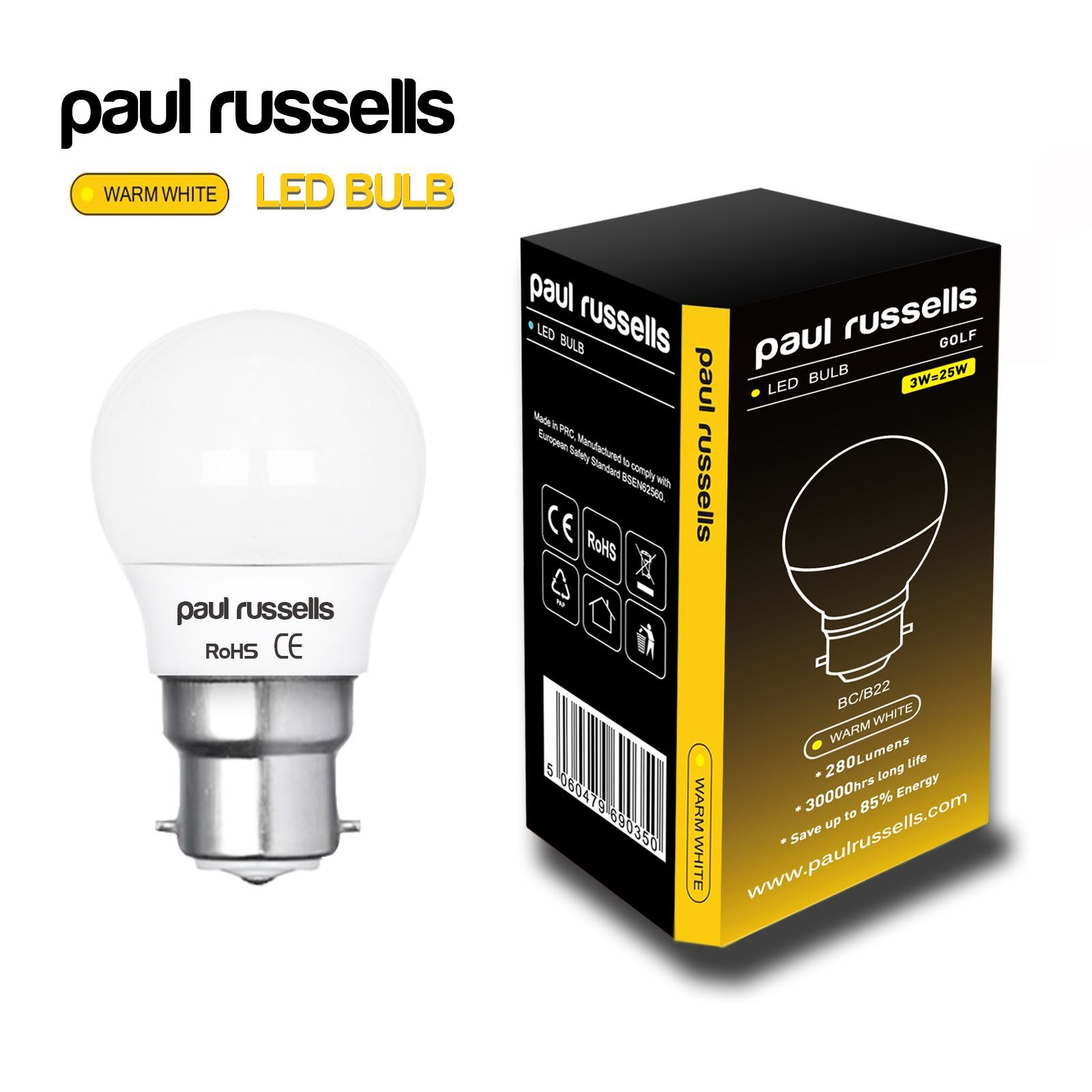 led 3w 5w 7w 12w 25w 40w 60w 100 watt bc b22 es e27 ses e14 light bulbs ebay. Black Bedroom Furniture Sets. Home Design Ideas