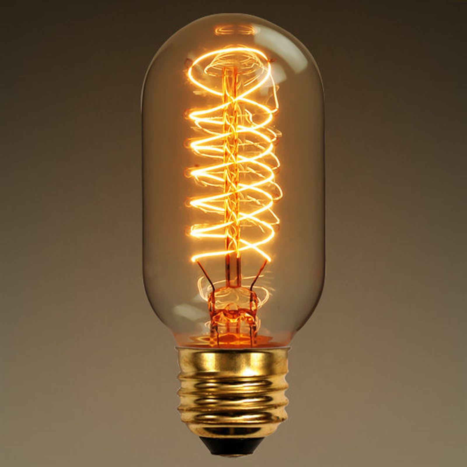 Antique Lamps Vintage Bulbs Retro Edison Decorative Lights Filament Amber Ebay