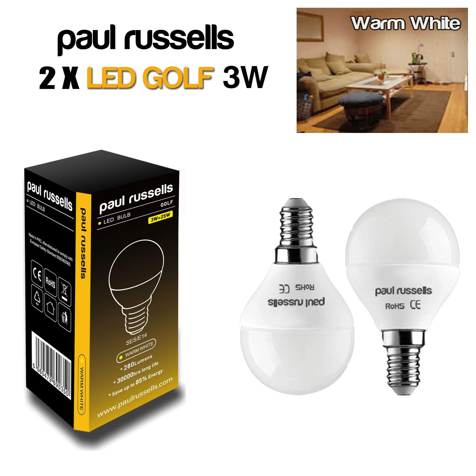 PAUL-RUSSELLS-Led-Light-Bulbs-BC-ES-SES-