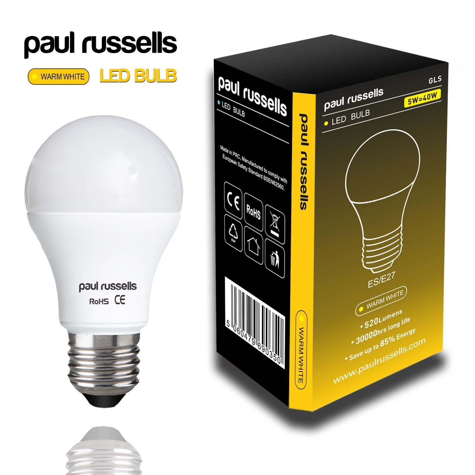 led gu10 e14 e27 b22 25w 40w 60w 100w equiv candle golf gls spot light bulbs ebay. Black Bedroom Furniture Sets. Home Design Ideas