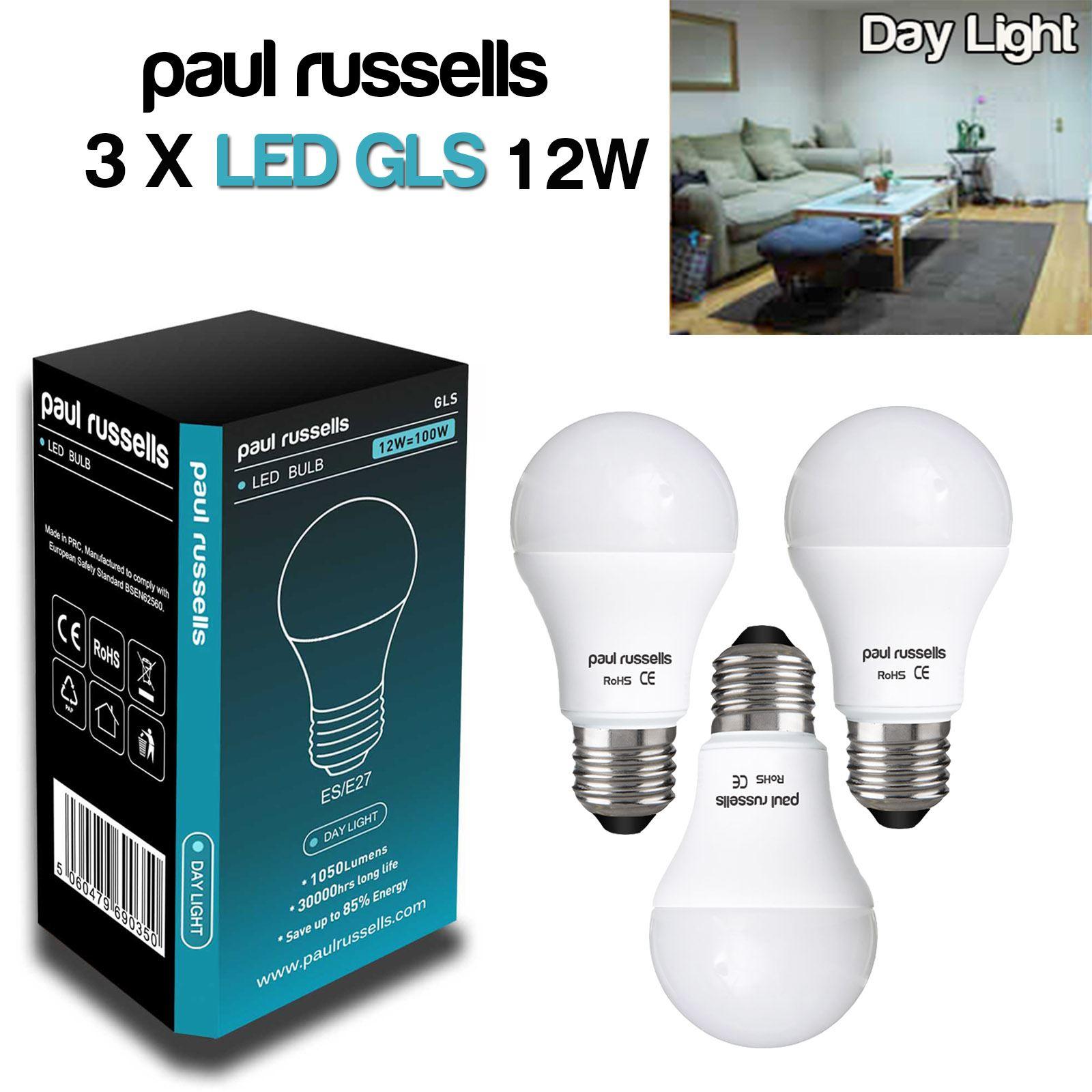 e14 b22 e27 led light bulbs cheap long life 25w 40w 60w 100 watt equivalent ebay. Black Bedroom Furniture Sets. Home Design Ideas