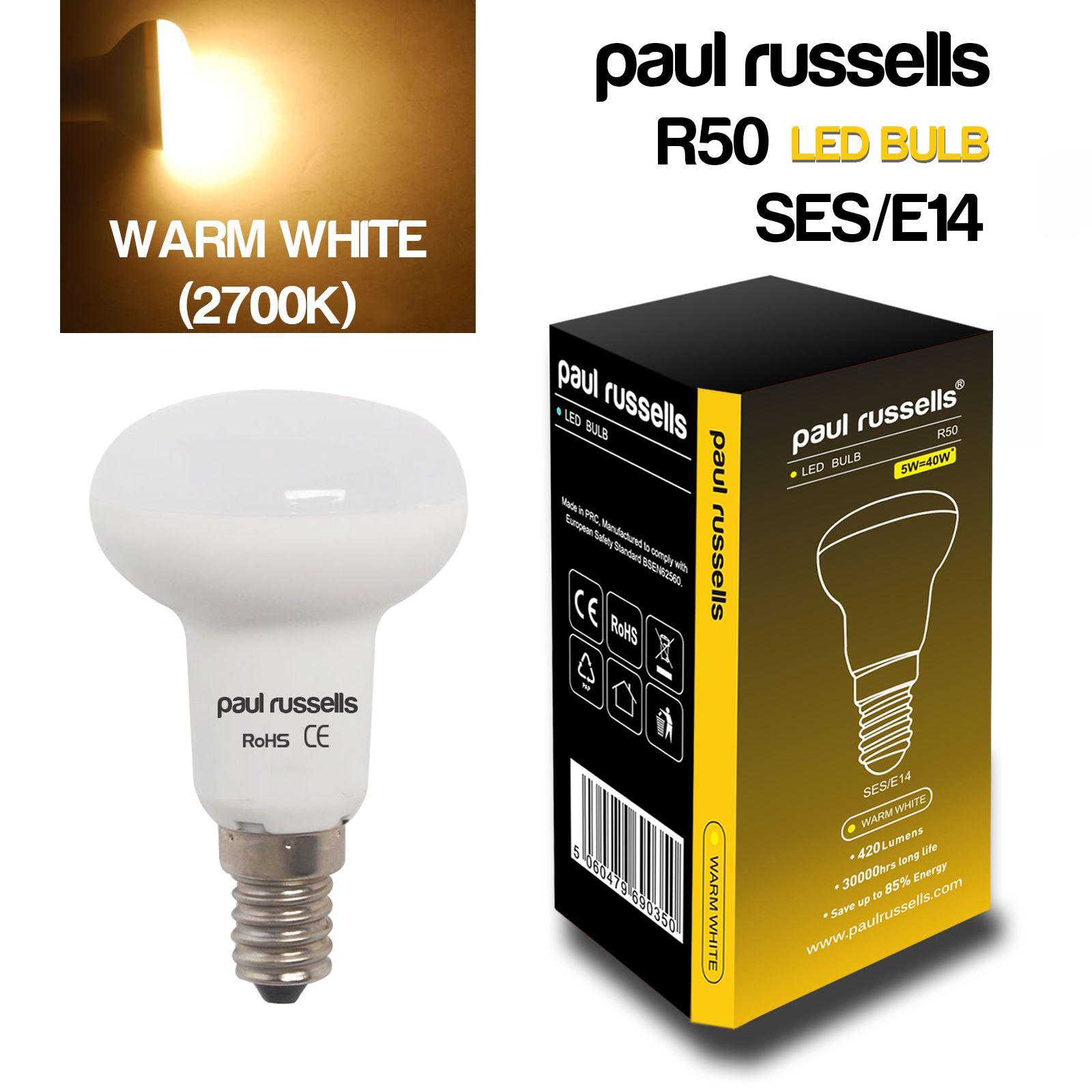 LED E27 E14 Reflector Bulbs 4W 5W 8W 12W Spot Light Lamp ...