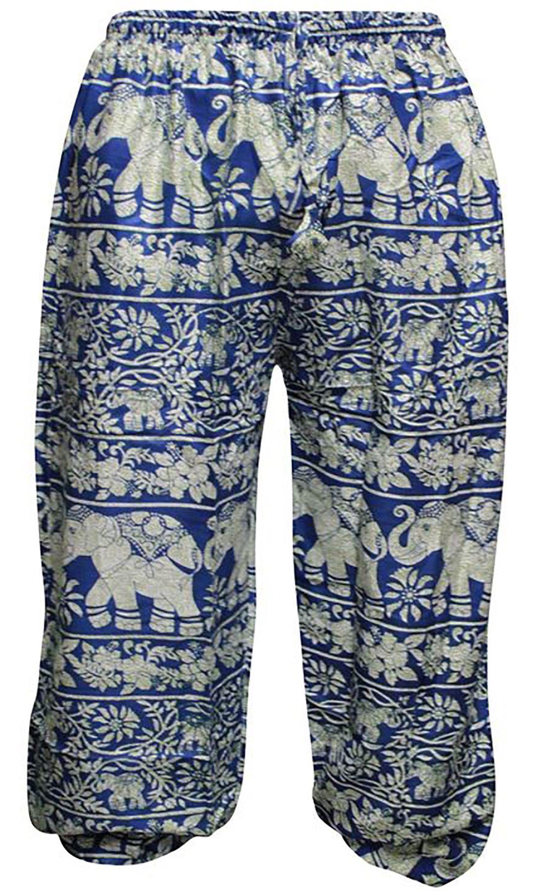 1113de6ae Ladies Elephant Print Hippie Harem Pants Festival Women Aladdin ...