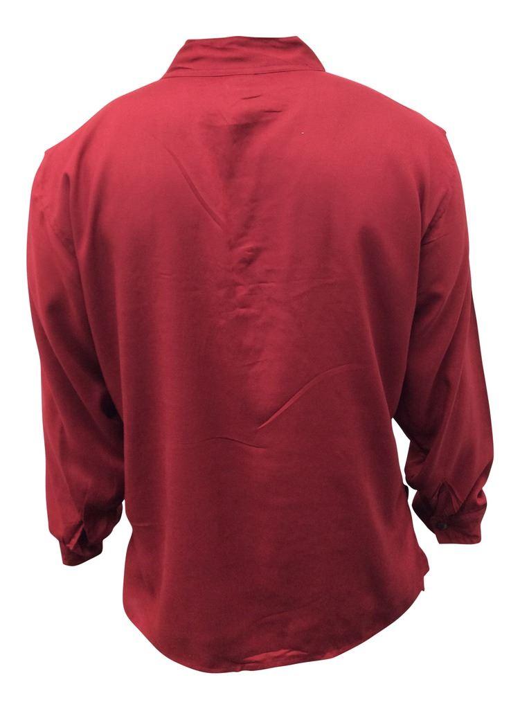 Men-Hippie-Linen-Collarless-Grandad-Shirt-Full-Sleeve-Boho-Casual-Seasonal-Tops thumbnail 19