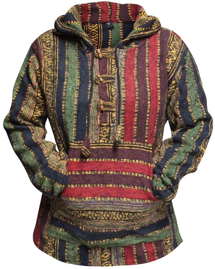 Baja hoodie for women
