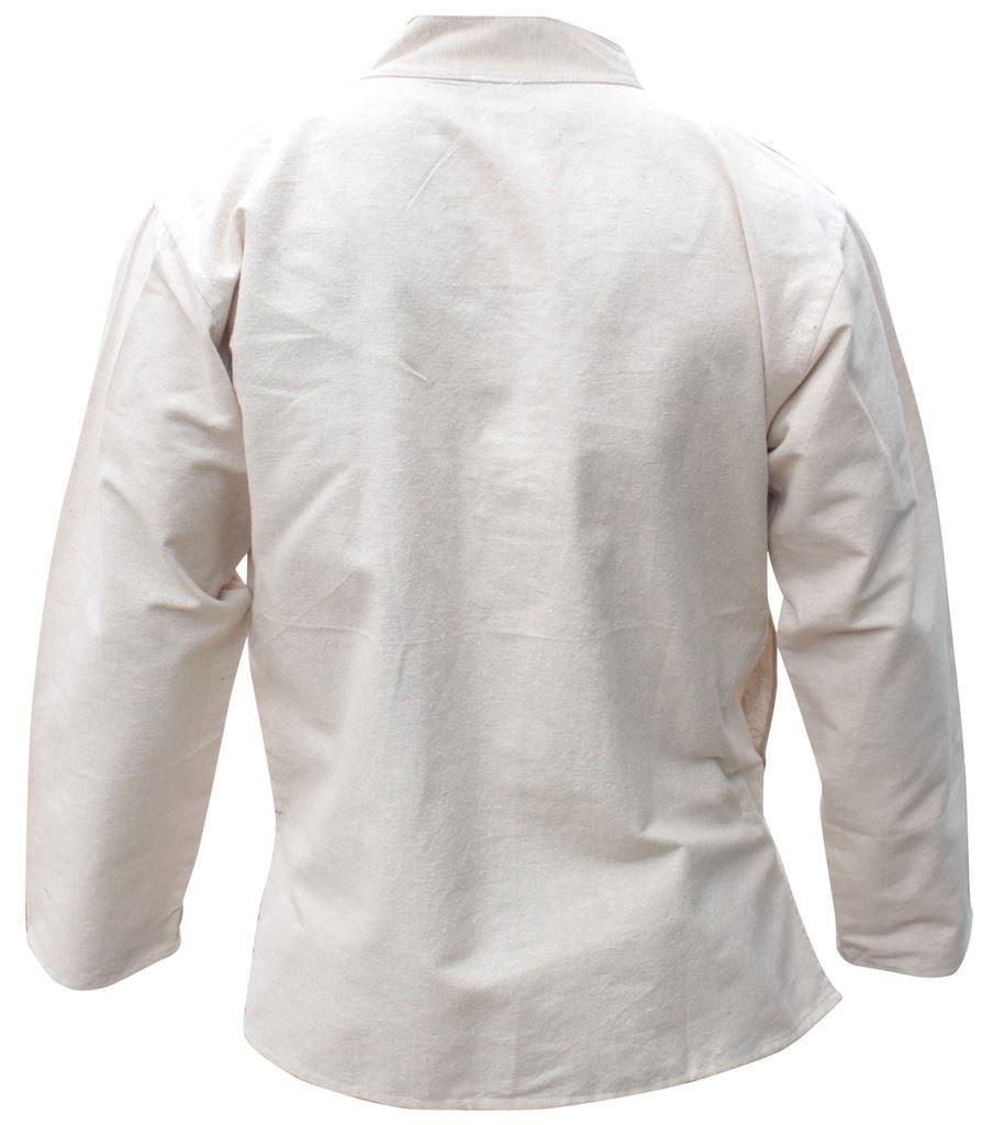 Mens-Plain-Hemp-Collarless-Grandad-Shirt-Full-Sleeved-Hippie-Summer-Light-Tops thumbnail 10