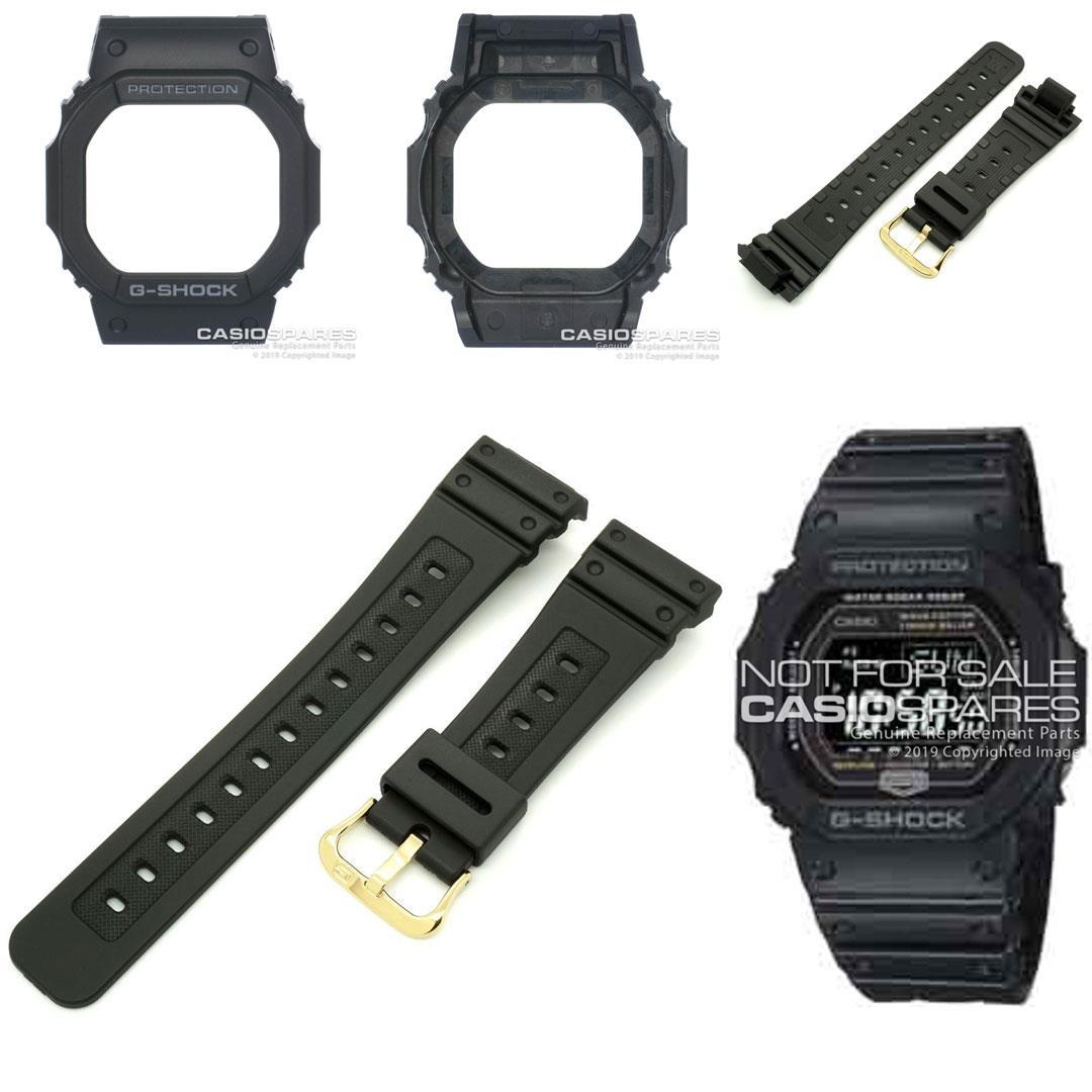 Bracelet band Casio G-SHOCK GW5600BJ-1 10186130