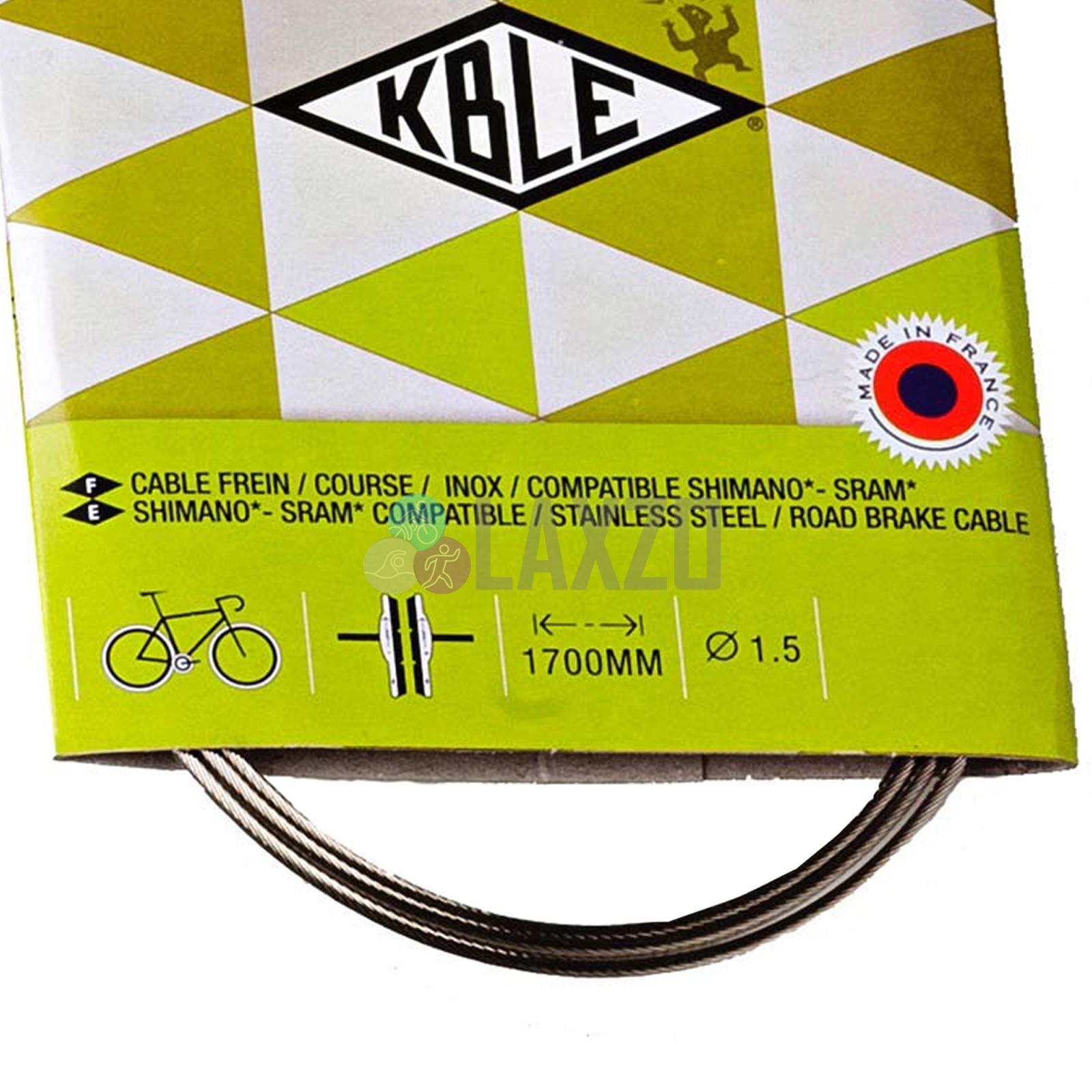 Transfil Tandem Kble Galvanised Road Bike 1.6 X 2500mm Inner Brake Wire