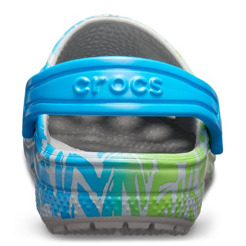 Crocs-Classic-Graphic-amp-Drew-Barrymore-Kids-Clogs-Shoes-Sandals-in-Wide-Colours thumbnail 26