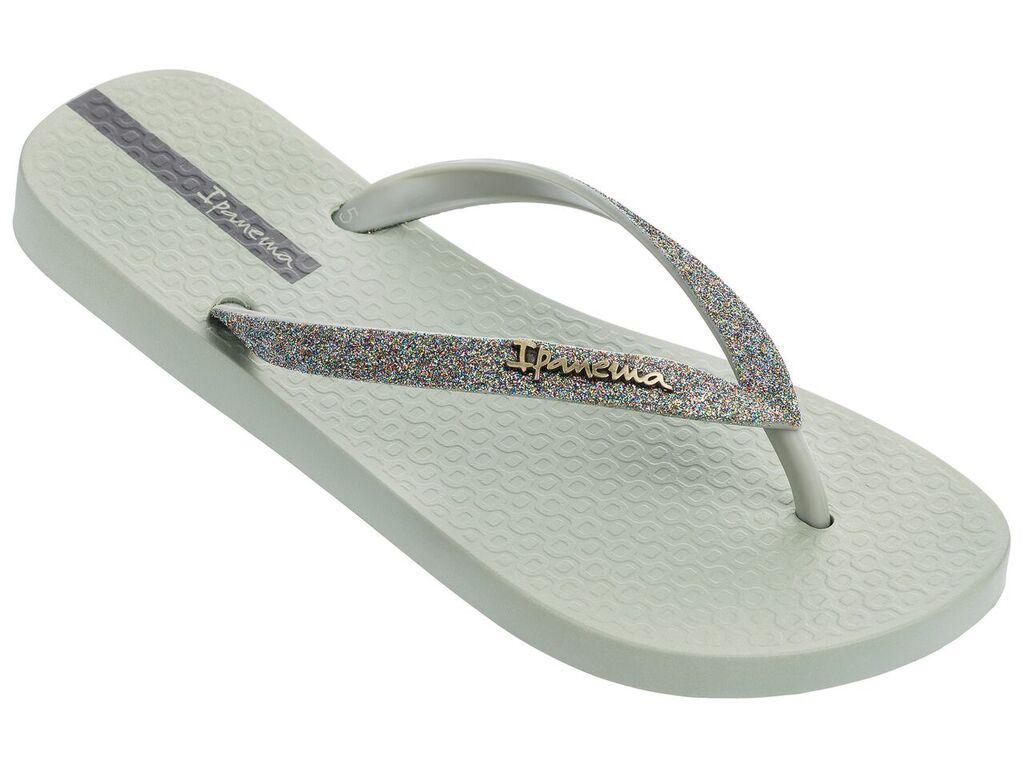 03daeddbf766 Ipanema Sparkle   Lolita Glitter Flip Flops Beach Sandals in Wide Colours.  Description When we called this style Sparkle we weren t kidding!