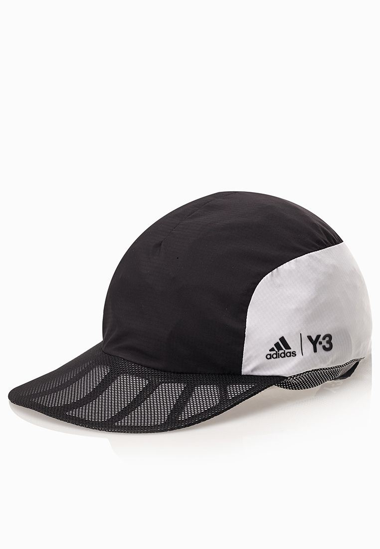 Adidas Y3 Roland Garros Player Cap in Black   White S27048 ... 1ee5611dd06