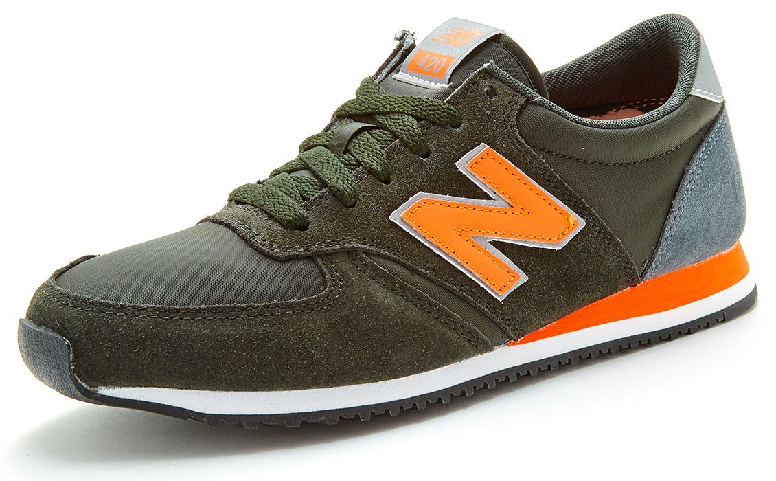 new balance 420 green yellow