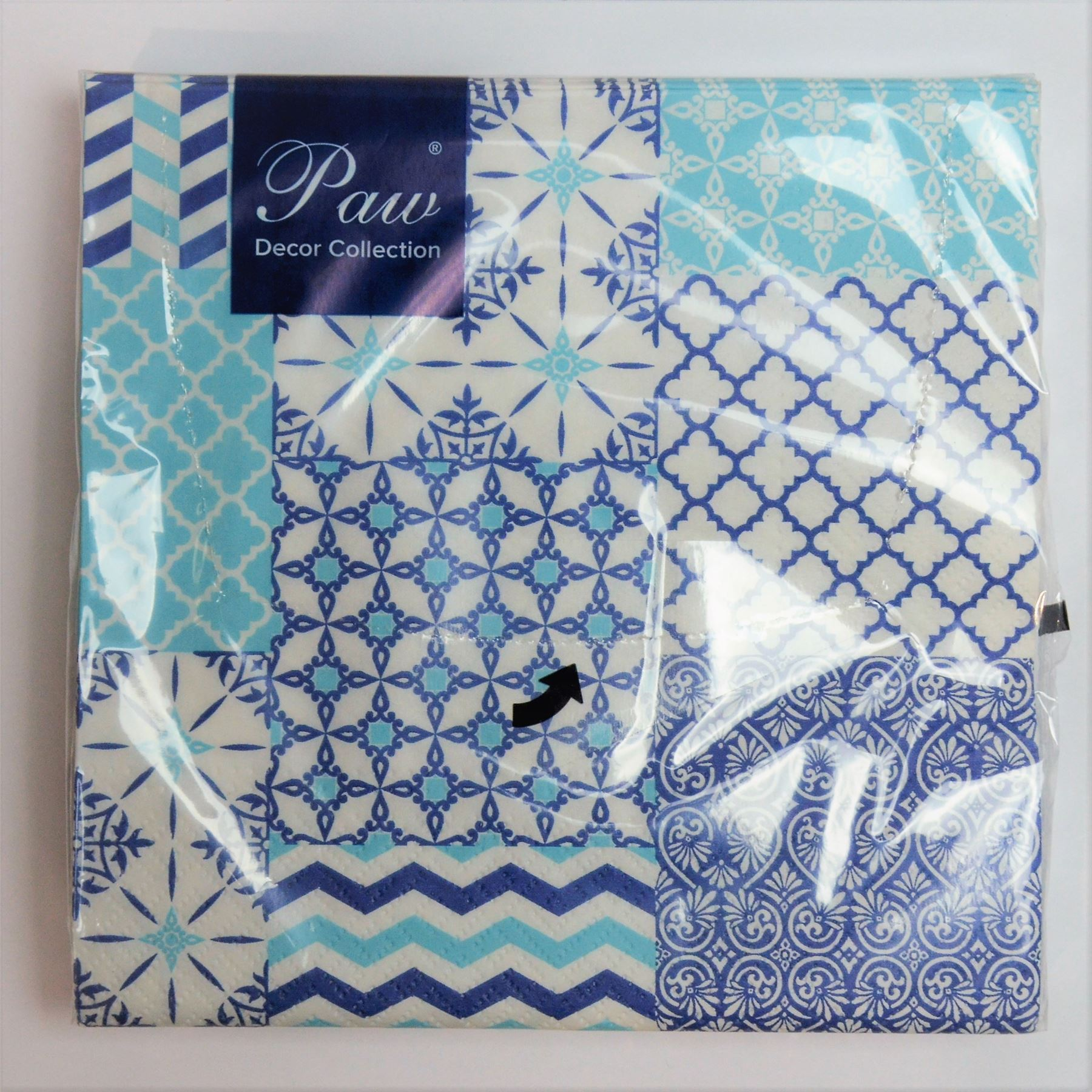 20 pck decorative paper napkins decoupage craft birthday - Decorative Paper Napkins