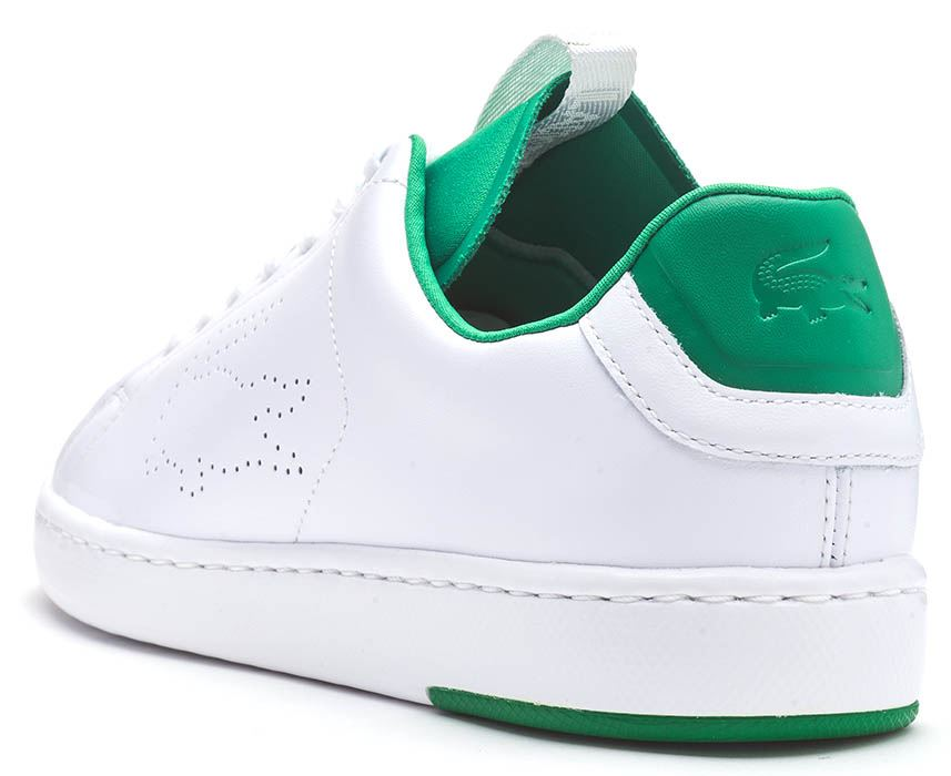 96377c8ea016 Lacoste Carnaby Evo LIGHT WT 119 1 Perforated Big Croc Nappa ...