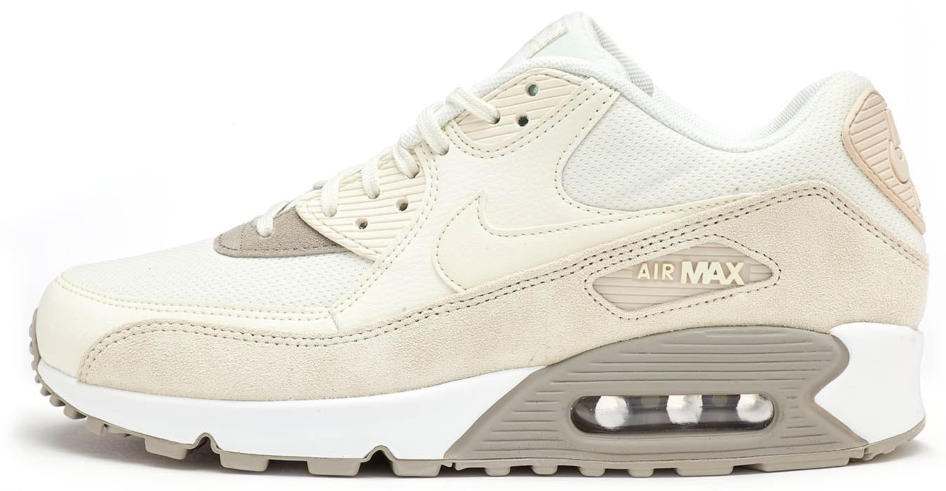 womens air max 90 premium quilted trainer nz