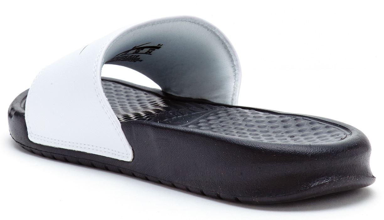 super popular f46dc 92515 Nike-Benassi-Swoosh-amp-Just-Do-IT-Slide-