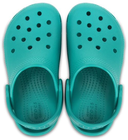 Crocs-Classic-Kids-Roomy-Fit-Clogs-Shoes-Sandals-in-All-Sizes-204536 thumbnail 99