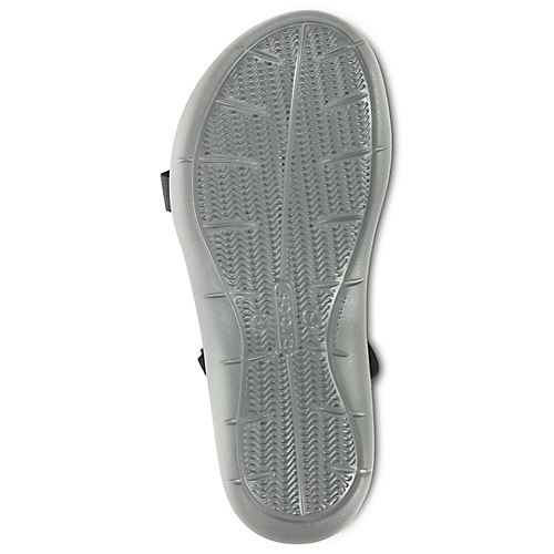 Crocs-Swiftwater-Webbing-Summer-Pool-Beach-Relaxed-Fit-Adjustable-Sandals thumbnail 6
