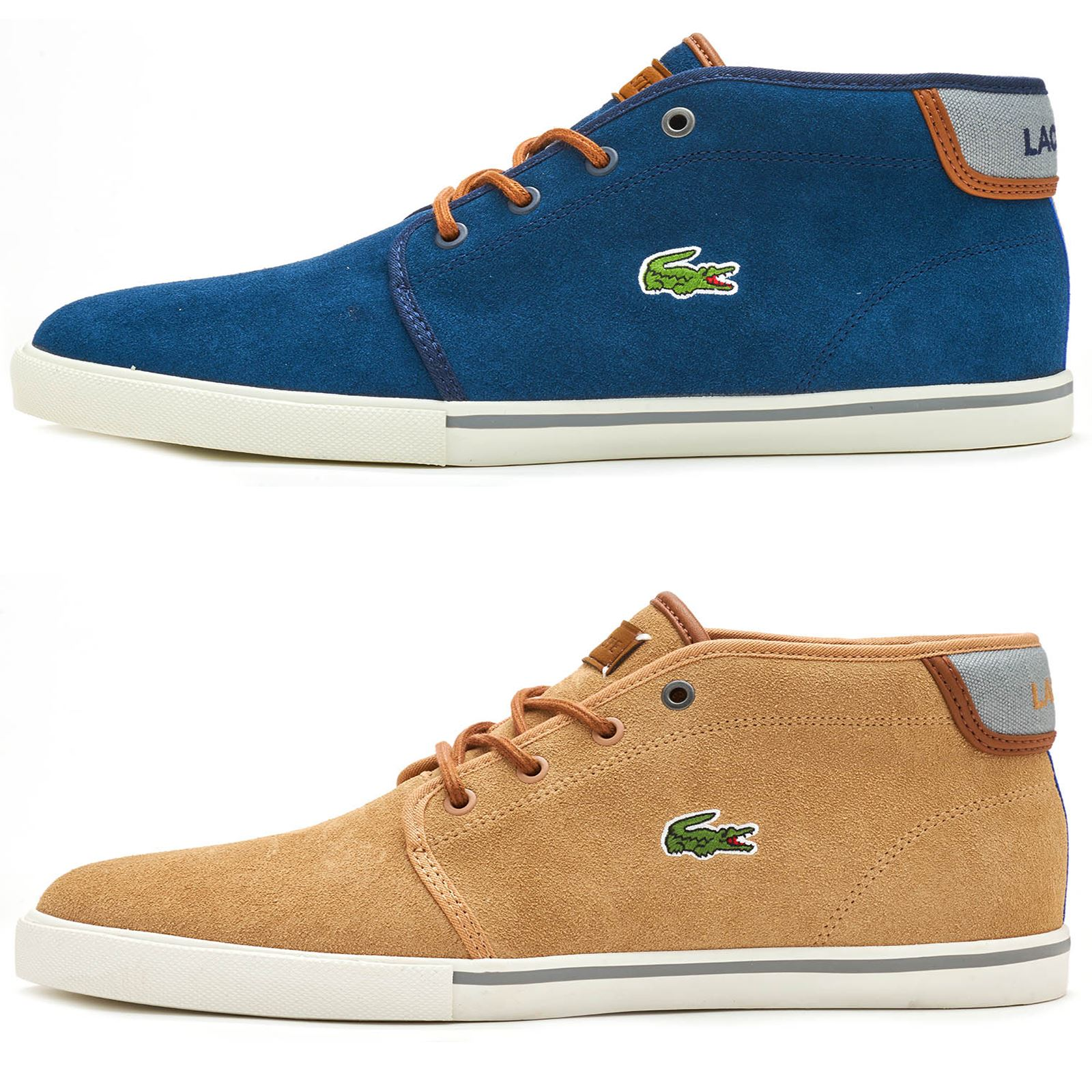 Lacoste Ampthill Chukka Ankle Suede