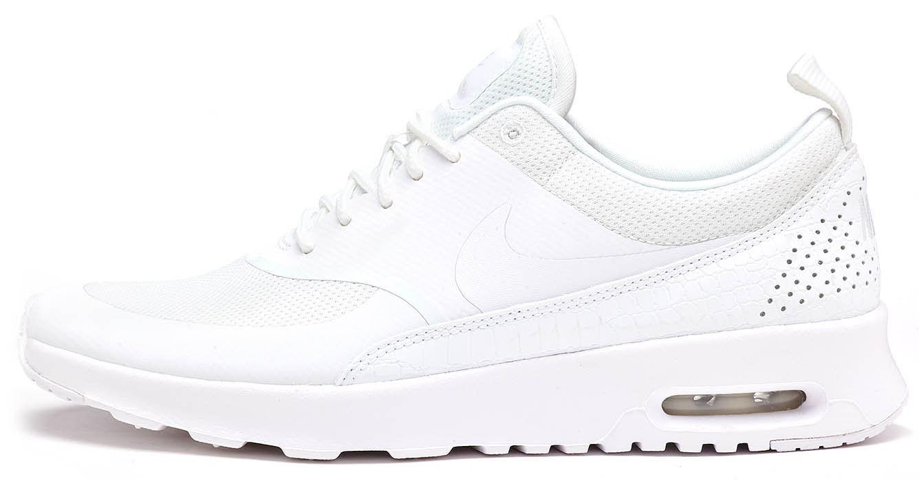 sale retailer 3771f c936d Nike Air Max Thea istruttori di donne in camera tripla bianco 599409 104