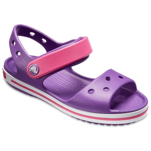 Crocs-Crocband-Kids-Relaxed-Fit-Sandals-12856-in-Wide-Range-of-Colours-amp-Sizes thumbnail 4