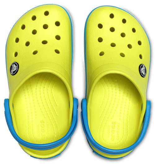 Crocs-Crocband-Kids-Relaxed-Fit-Clog-Shoes-Sandal-Wide-Range-of-Colours thumbnail 94