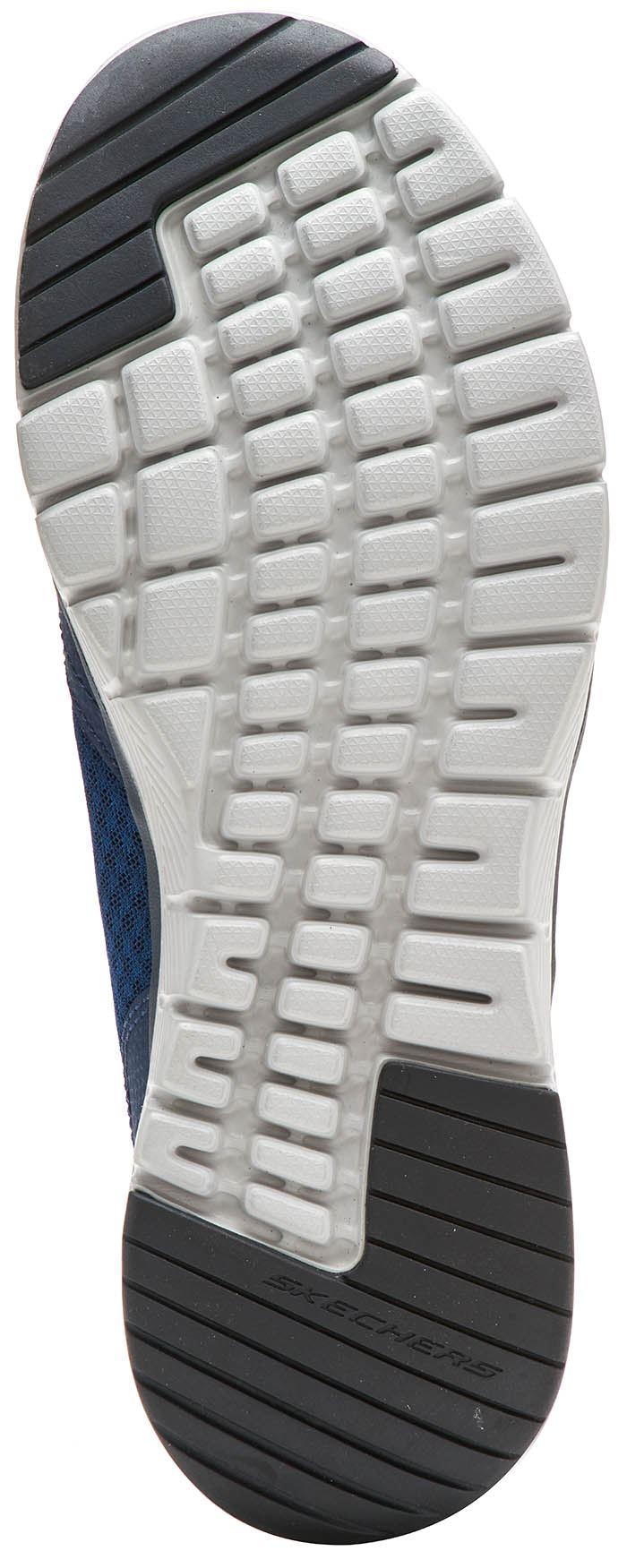 Skechers-FLEX-ADVANTAGE-3-0-con-Cordones-Fitness-Correr-Entrenadores-de-espuma-de-memoria miniatura 17