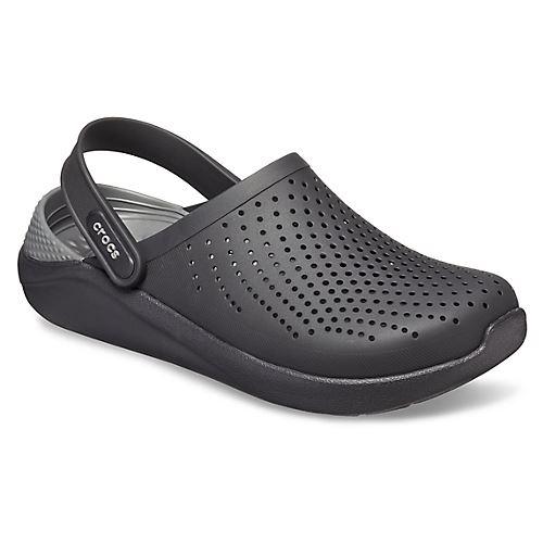 Crocs-Lite-Ride-Relaxed-Fit-Clog-Shoes-Sandals-Black-Grey-White-amp-Blue-204592 thumbnail 13