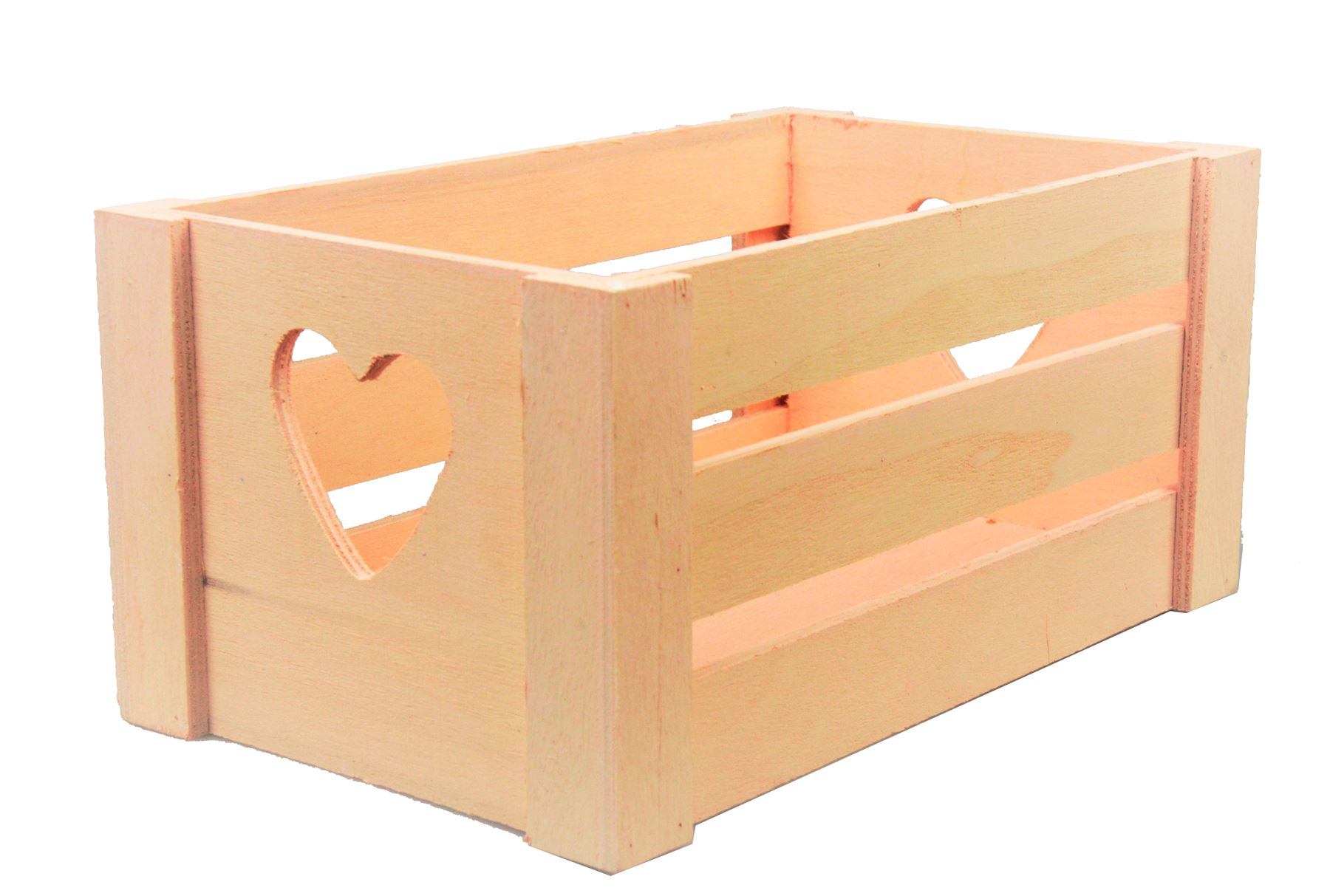 Vintage Wooden Apple Crate Shabby Chic Box Fruit Kitchen Bathroom Storage Ebay