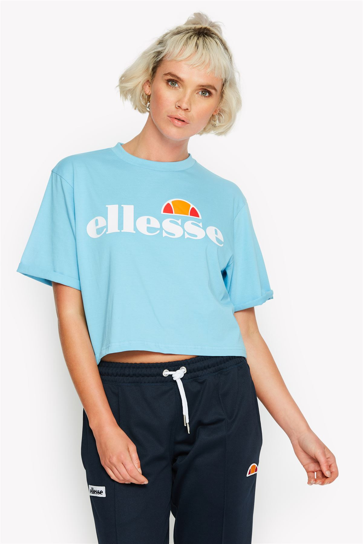 Ellesse-End-of-Line-Clearance-Sale-Bargain-Womens-Tops-T-Shirts-Free-UK-Ship thumbnail 6