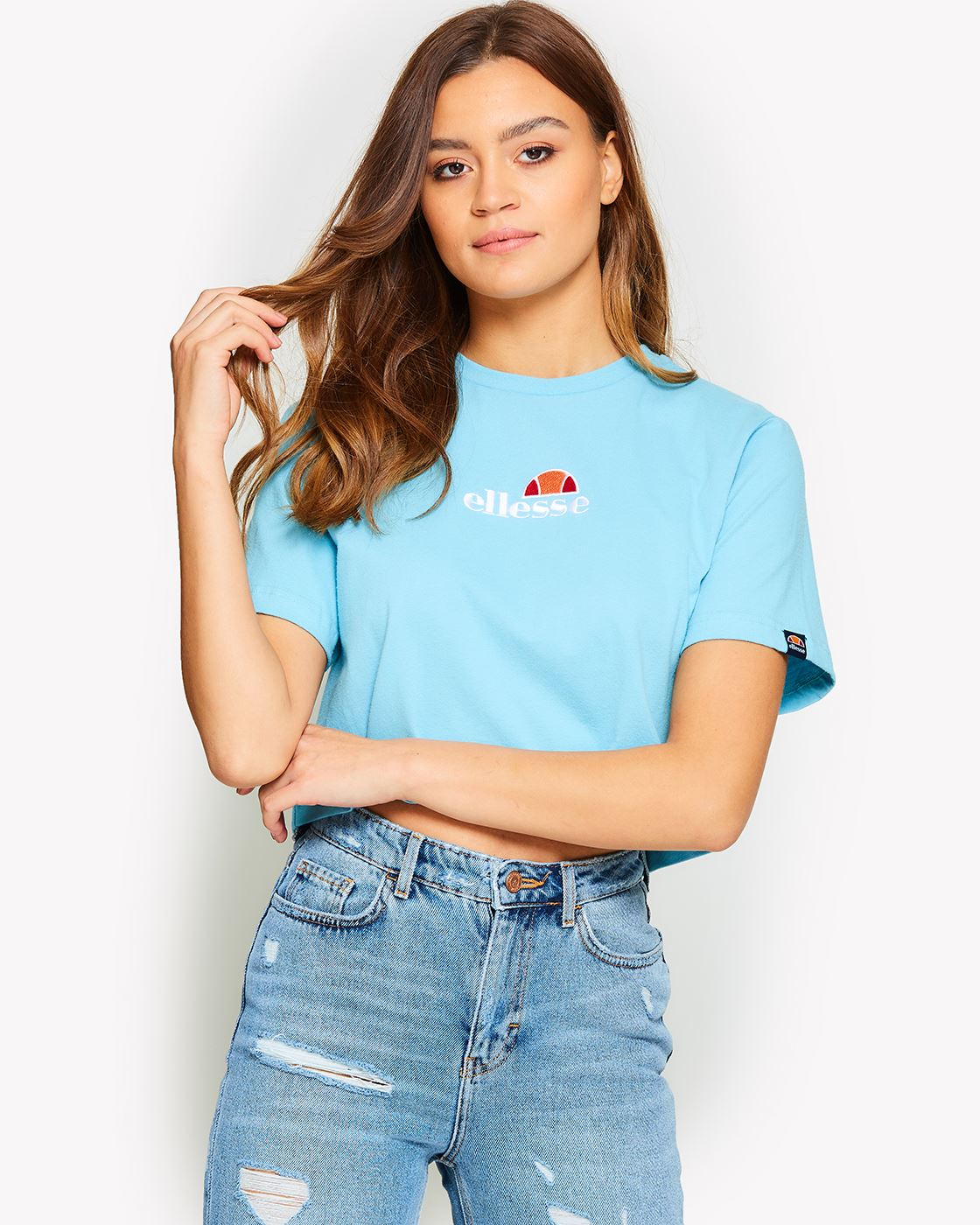Ellesse-End-of-Line-Clearance-Sale-Bargain-Womens-Tops-T-Shirts-Free-UK-Ship thumbnail 20