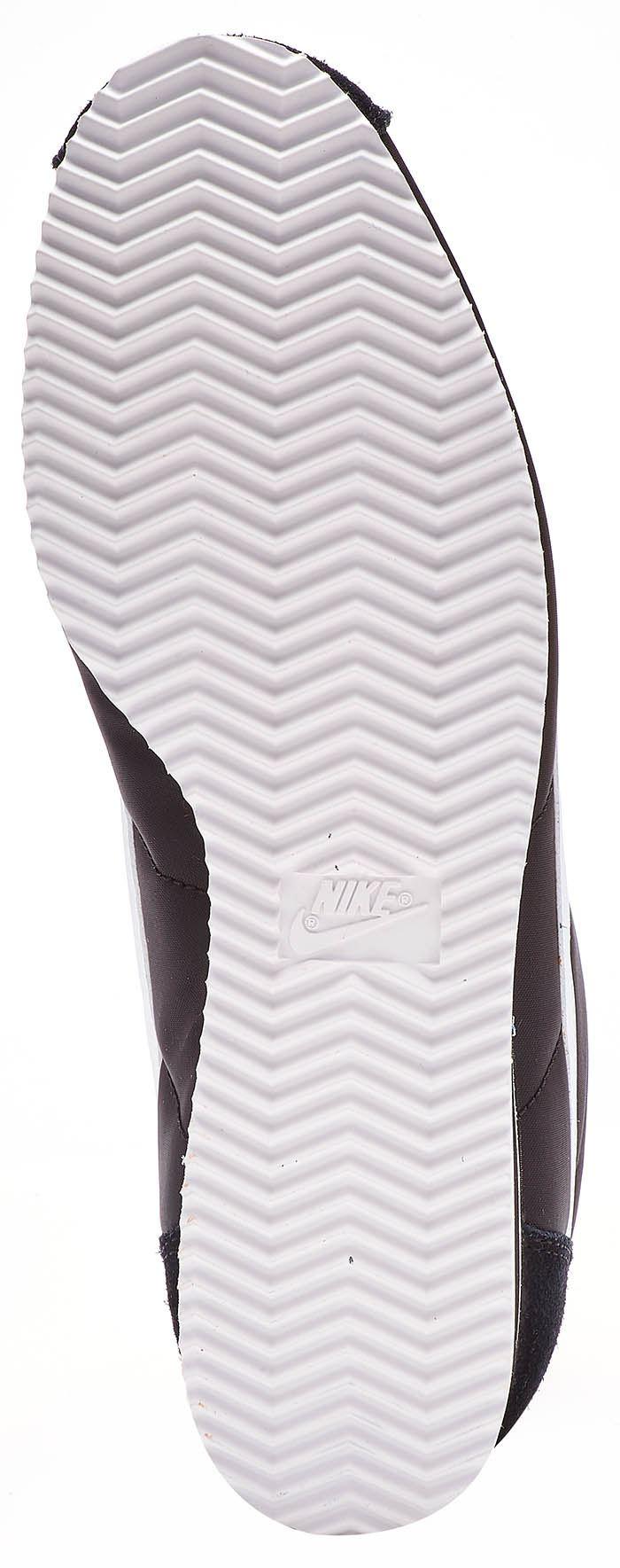 nike classic cortez & & ultra raiders & cortez leather se treiners en noir, blanc et gris f81961