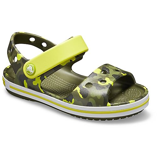 Crocs-Crocband-Kids-Relaxed-Fit-Sandals-12856-in-Wide-Range-of-Colours-amp-Sizes thumbnail 11
