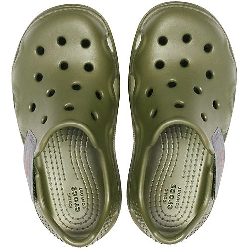 Crocs-Kids-Swiftwater-Wave-Relaxed-Fit-Clogs-Sandals-in-All-Sizes-204021 thumbnail 5