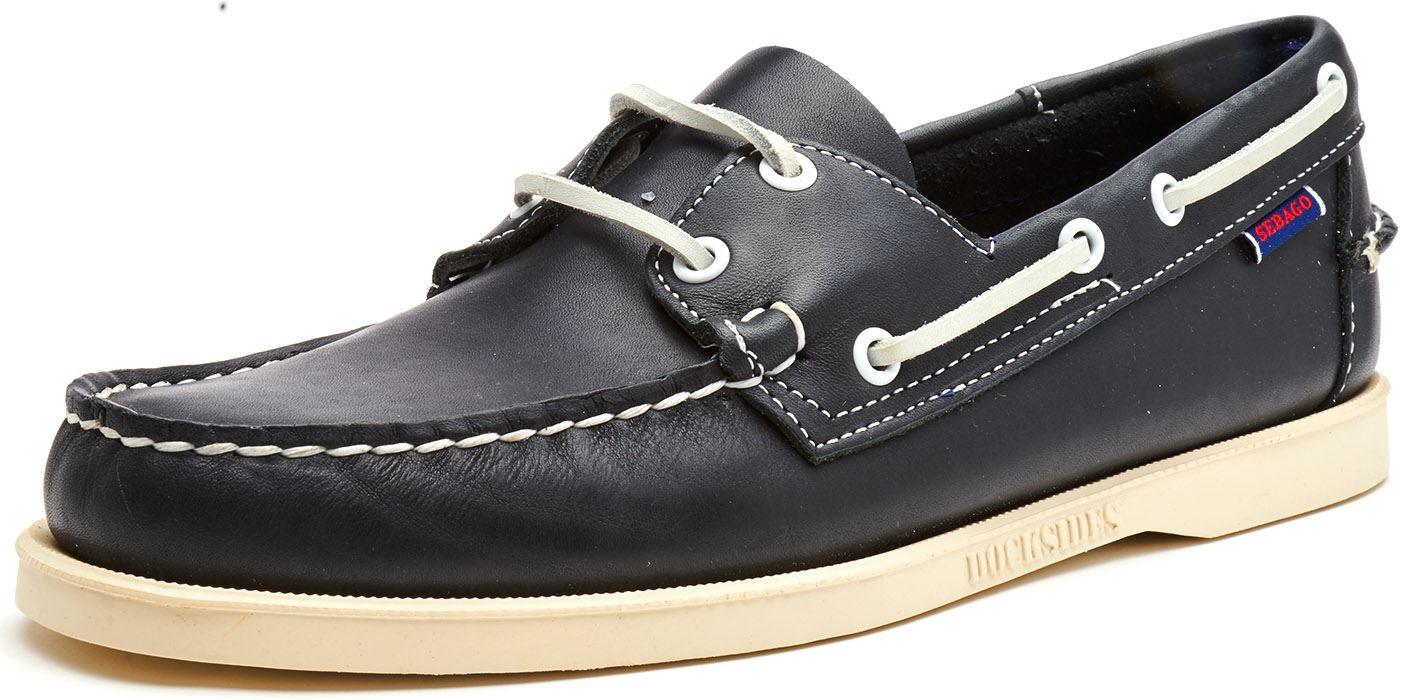 Sebago-Docksides-NBK-Suede-Boat-Deck-Shoes-in-Navy-Blue-amp-Coral-amp-Dark-Brown thumbnail 23